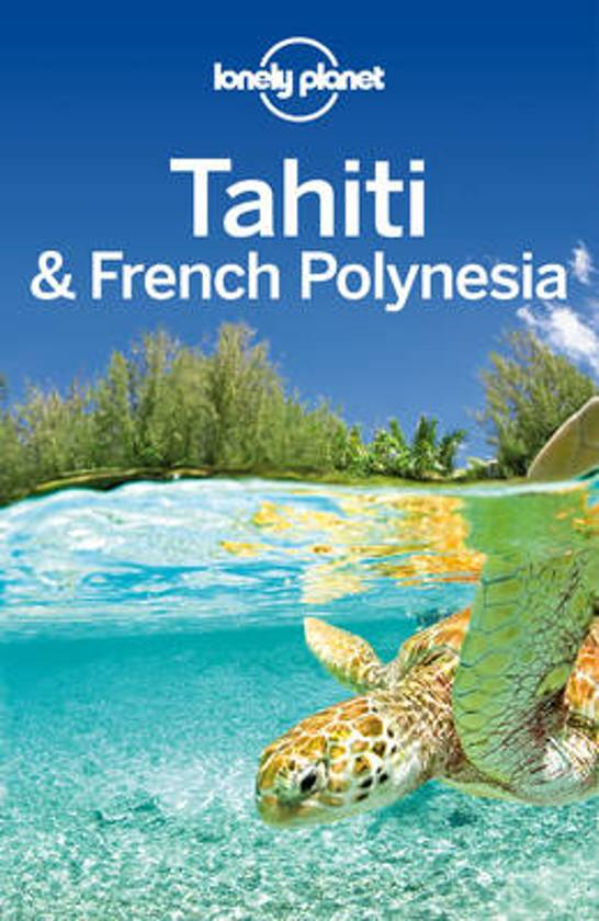 Lonely Planet Reisgids Tahiti