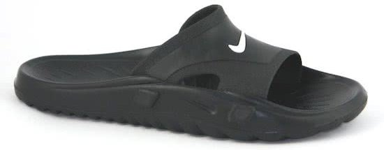 bcbb728a2d5 bol.com | Nike Getasandal - Slippers - Black/White - Unisex - Maat 38.5
