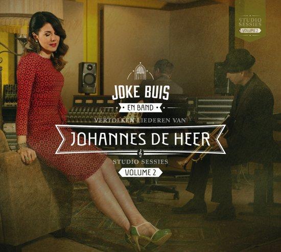Johannes de Heer studio sessions vol 2