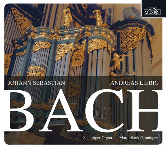 Bach, J.S.: Bach Orgel Werke Vol. 1