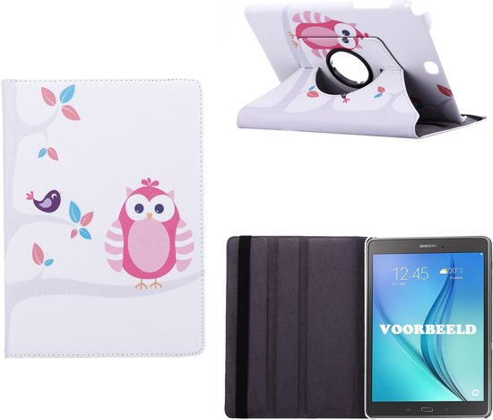 xssive tablet hoes case cover 360 draaibaar. Black Bedroom Furniture Sets. Home Design Ideas
