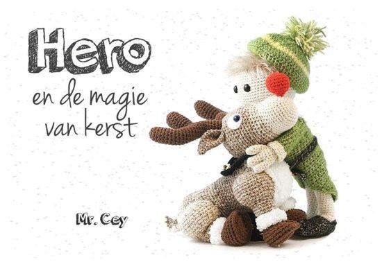Bolcom Hero En De Magie Van Kerst Mr Cey 9789491840074 Boeken