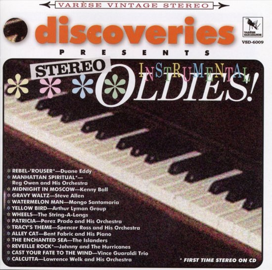 Discoveries Presents: Instrumental Stereo Oldies