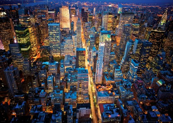 Muurposters New York.Bol Com Fotobehang Muurposter New York Cities 115 X 161 Cm