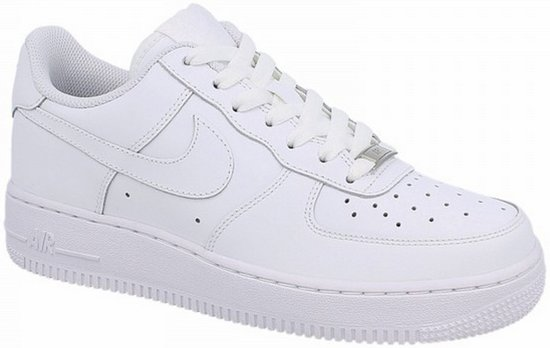 | Nike Air Force 1 Wmns 315115 112, Vrouwen, Wit