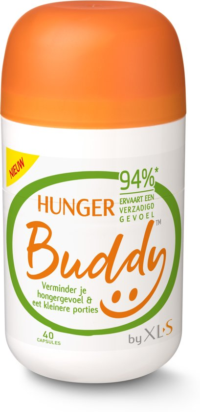 XL-S Medical Hunger Buddy - XLS Medical Helpt hongergevoel te verminderen - 40 capsules