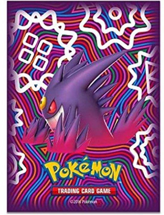 Afbeelding van het spel Pokemon Standard Sleeves Mega Gengar 65