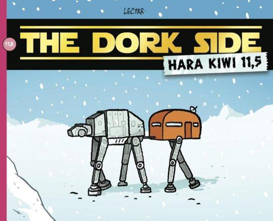 Boek cover Hara kiwi special 11,5. the dork side van Lectrr (Onbekend)