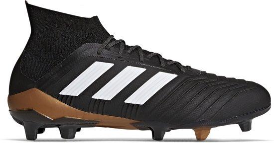 sports shoes 82868 0eb39 adidas Predator 18.1 FG Voetbalschoenen - Grasveld - zwart - 42