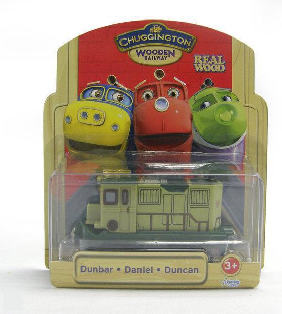 Chuggington Hout - Duncan