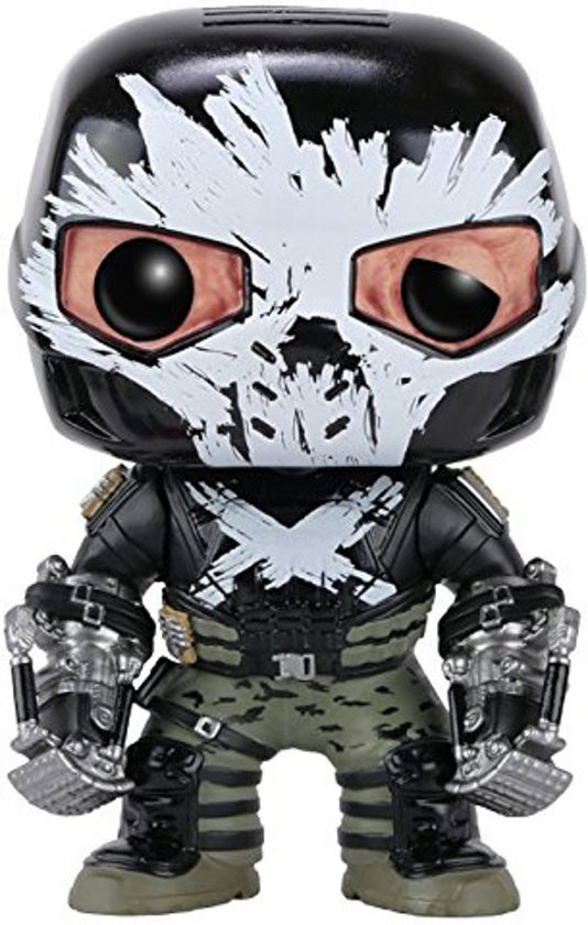 Funko Pop! Marvel Captain America Civil War Crossbones - Verzamelfiguur