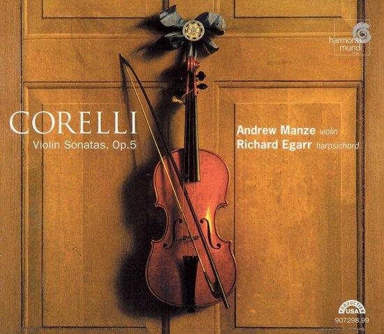 Violin Sonatas Op.5