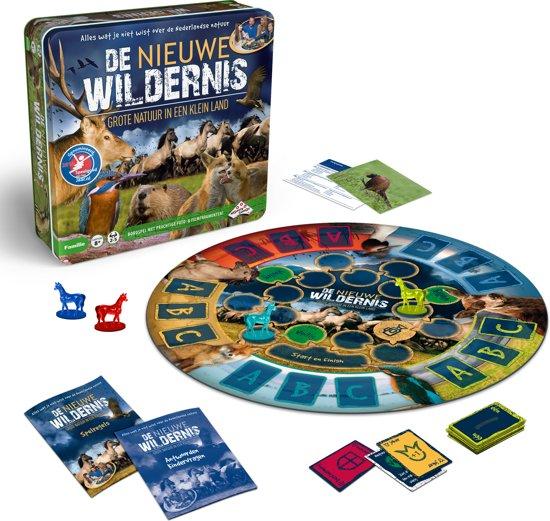 De Nieuwe Wildernis - Bordspel