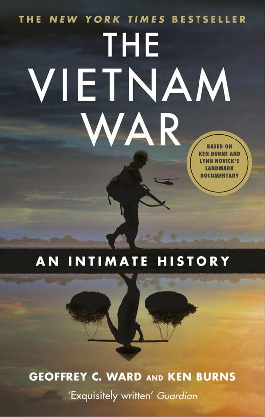 Boek cover The Vietnam War van Geoffrey C. Ward (Paperback)