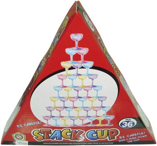 Afbeelding van het spel Glazen Stapelen Spel