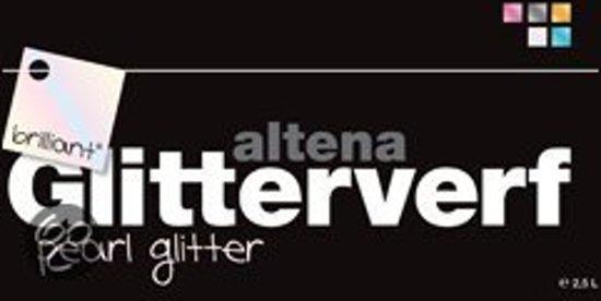 Altena briljant Glitterverf - 2,5 liter - Pearl