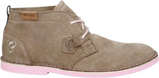 Quick Sorano Lady Taupe Grey Ballerina bruin dames schoenen (Q9251031214)