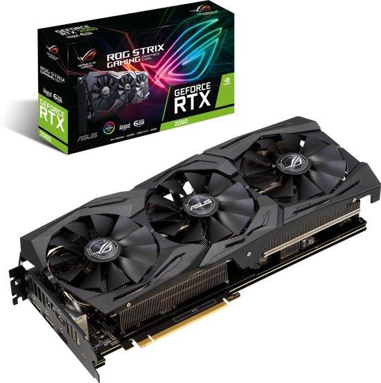 Asus Geforce ROG Strix RTX 2060 A6G Gaming