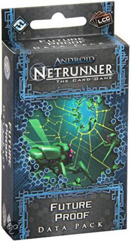 Android Netrunner LCG - Future Proof Data Pack