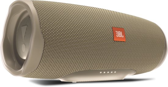 JBL Charge 4 - Bluetooth Speaker - Zand