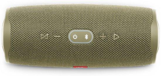 JBL Charge 4 Desert Sand Bluetooth speaker