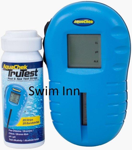 Digitale watertester Trutest reader + 25 strips