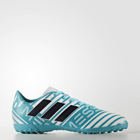 new styles f7556 7a1d9 adidas - Nemeziz Messi 17.4 Turf Junior - Voetbalschoenen