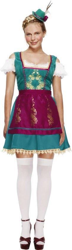 Beiers serveerster kostuum - Deluxe - Verkleedkleding - Large (44-46)