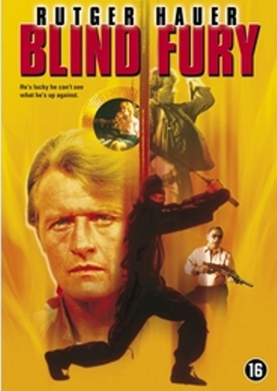 Cover van de film 'Blind Fury'