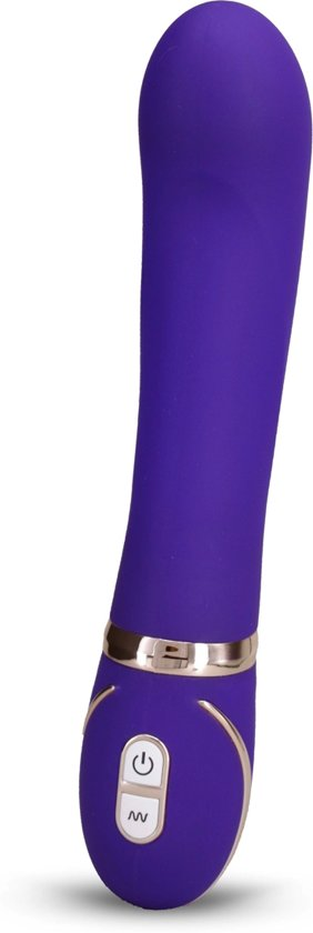 Front Row G-Spot Vibrator - Paars