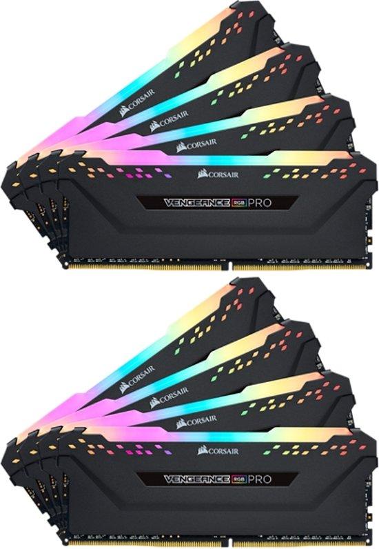 Corsair Vengeance CMW64GX4M8C3000C15 geheugenmodule 64 GB DDR4 3000 MHz