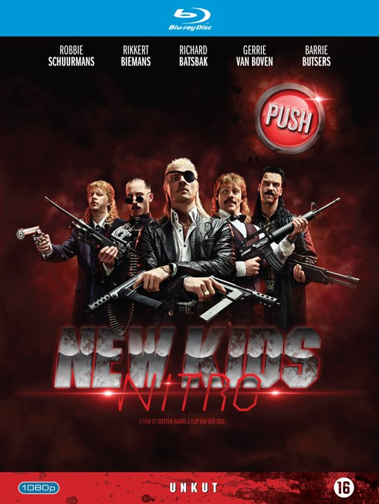 New Kids: Nitro (Blu-ray)
