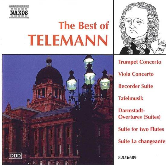 The Best of Telemann