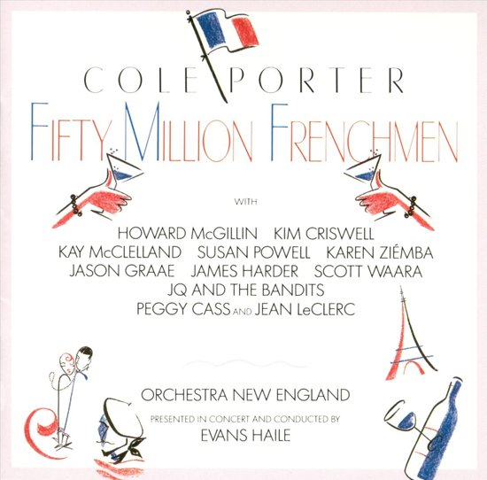 Cole Porter: Fifty Million Frenchme