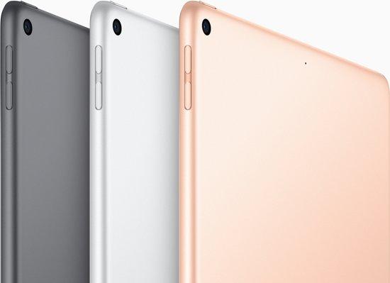 Apple iPad Air (2019) 10,5 inch Space Gray 64GB Wifi