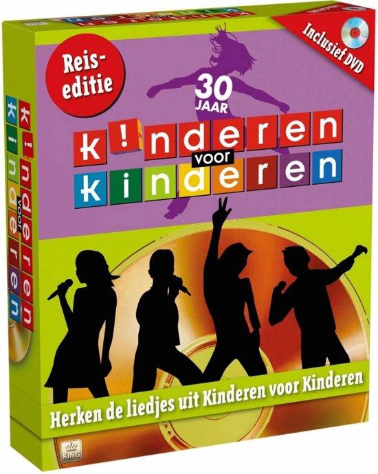 Afbeelding van het spel Spel Kinderen Voor Kinderen Reiseditie