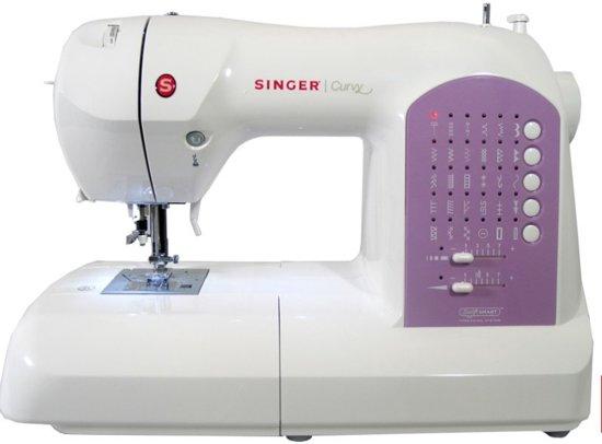SINGER Curvy 8763 Automatische naaimachine Electrisch
