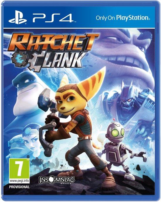 Ratchet & Clank - PS4 - Import. Afspeelbaar in het Engels
