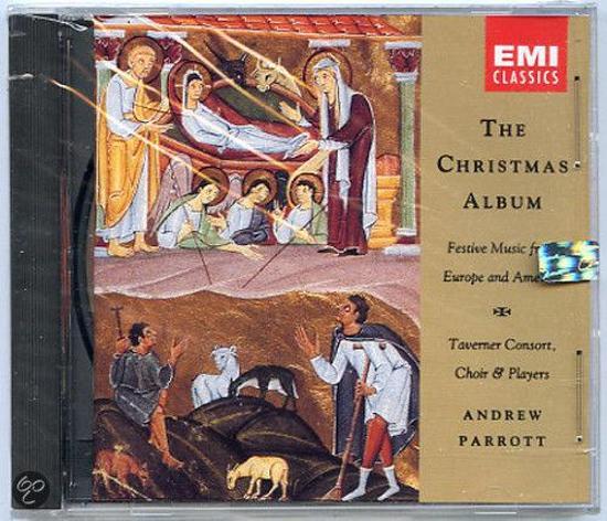 Andrew Parrot - The Chistmas Album
