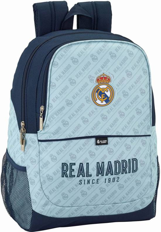 ca8fd4bbb71 bol.com | Real Madrid Rugzak - 44 cm - Blauw