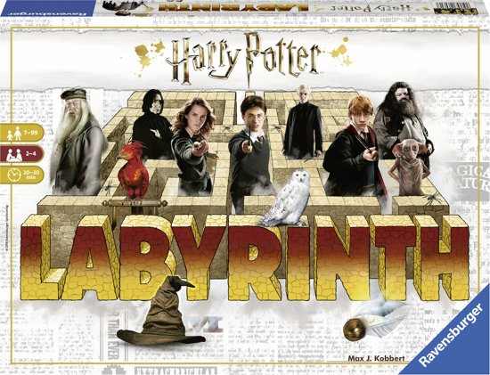 Ravensburger Harry Potter Labyrinth- Bordspel