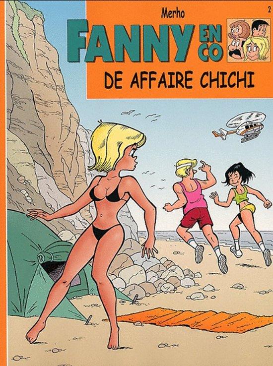 Boek cover De Affaire Chichi van Merho (Onbekend)