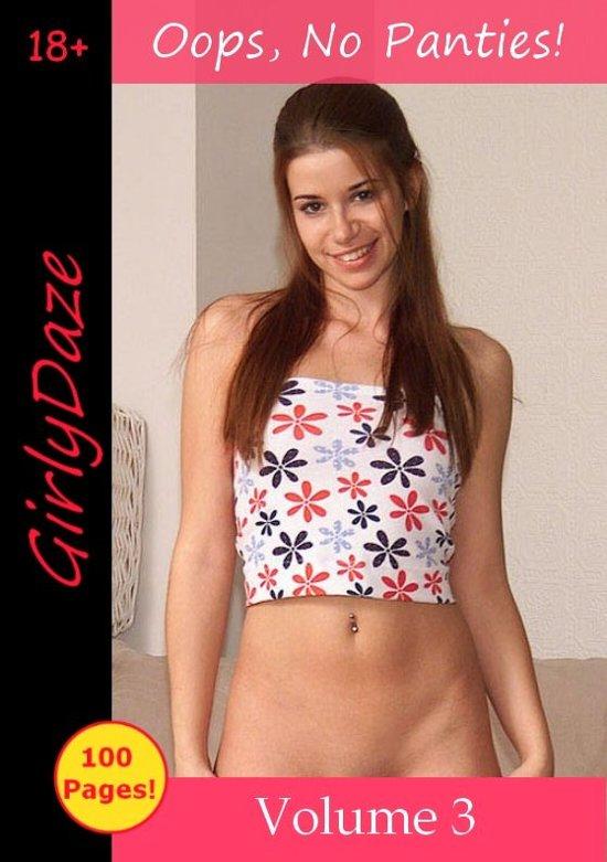 bol.com | Oops No Panties: Volume 3 (ebook), Girlydaze