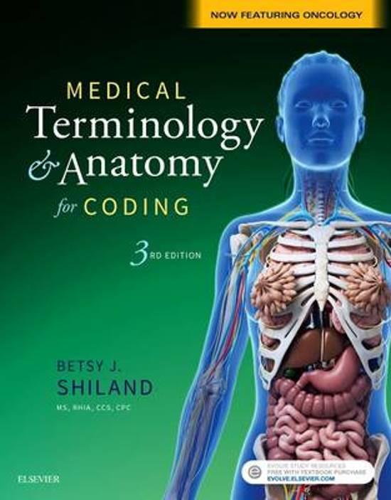 bol.com | Medical Terminology & Anatomy for Coding | 9780323427951 ...