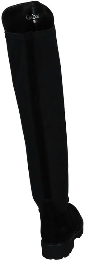 Zwarte Best Gabor Fitting Laarzen Overknee 5jRLc3Aq4