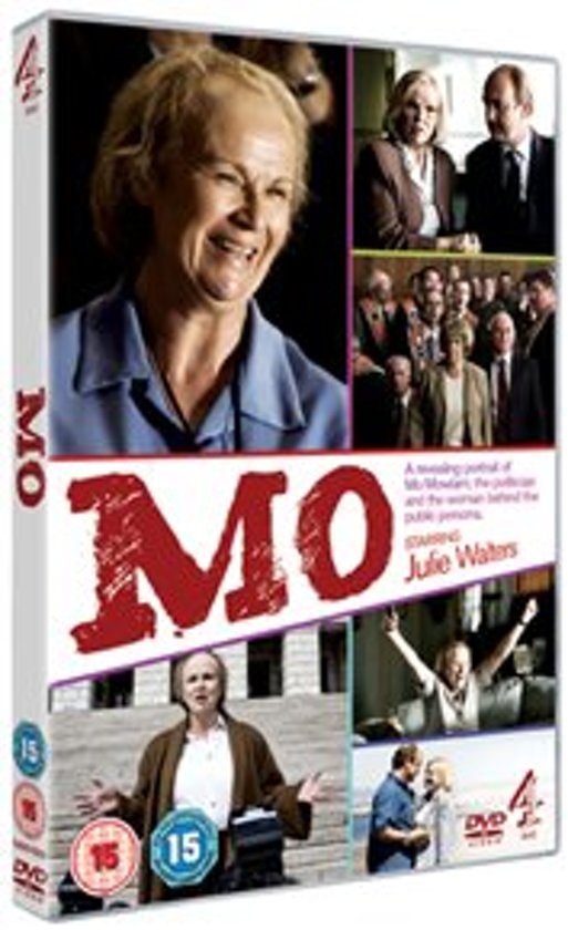 Cover van de film 'Mo'