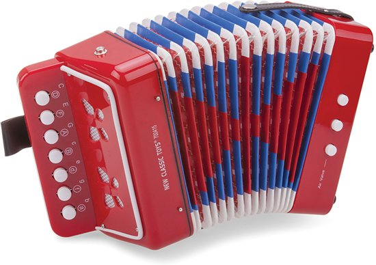 New Classic Toys Accordeon