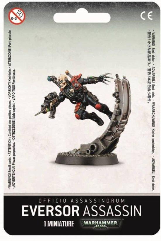 Warhammer 40,000 Imperium Officio Assassinorum: Eversor Assassin