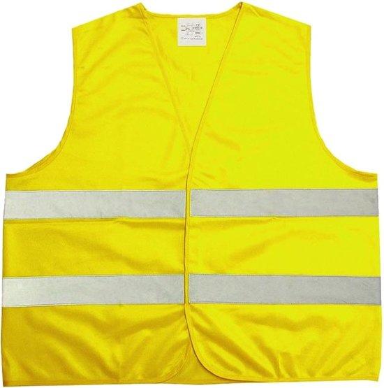 913feef61d4c9e bol.com   Proplus Veiligheidshesje Geel One Size