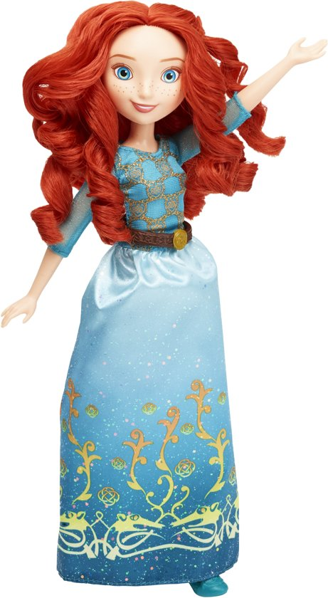 Disney Princess Merida van Brave - Pop